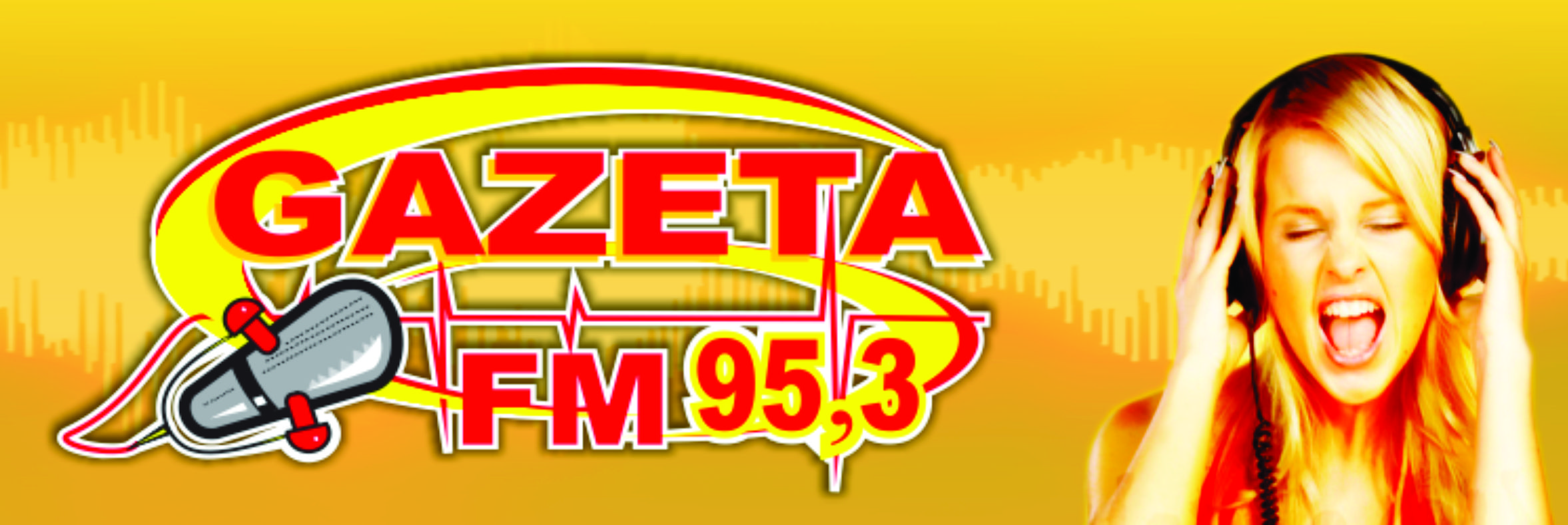 Rádio Gazeta FM 95,3 MHz