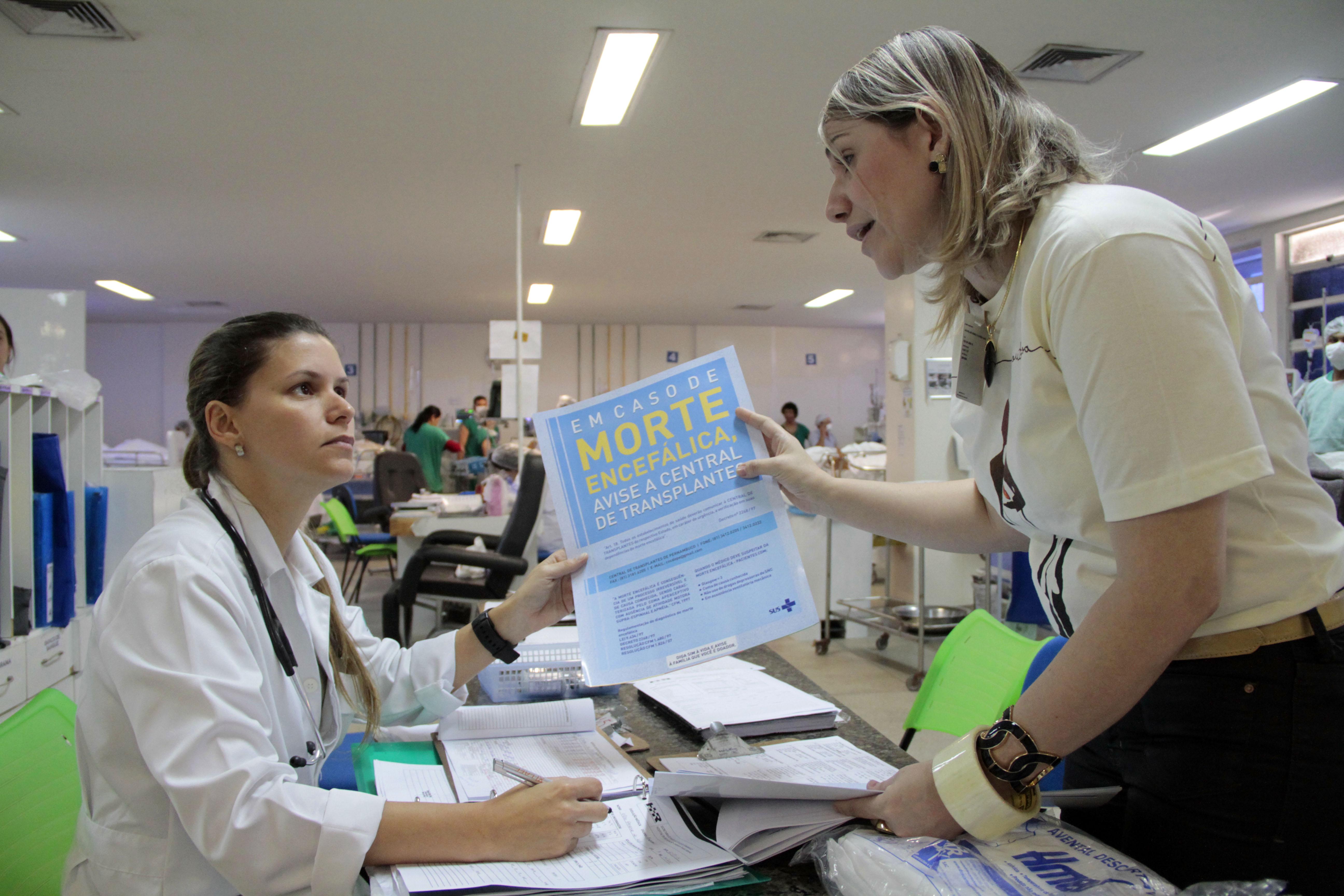 d4214e71b0ad7 PE é 2º no Brasil em transplantes de coração pelo 3º trimestre consecutivo